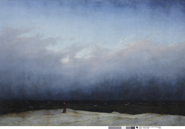 Restauro_Caspar_David_Friedrich_Mönch_Endzustand_01_CDF_Moench_NEU