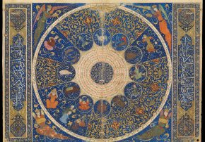 Horoscope of Iskandar Sultan, 1411. Exhibition section: Change of Faith Foto: Wellcome Collection